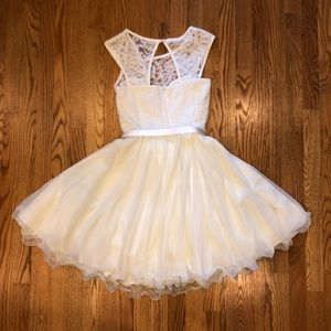 Xscape Dresses - Xscape Fit and Flare Dress